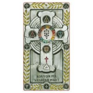 13-Initiatory Tarot of the Golden Dawn