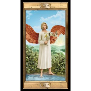 10-Pictorial Key Tarot