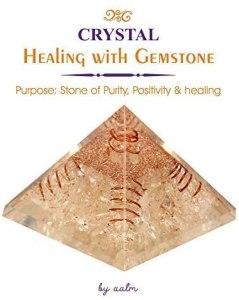 01-Pirámide Cristal de cuarzo