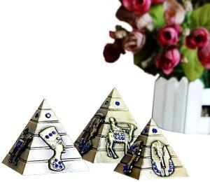 06-Pirámide Energía Egipcia pack de 3