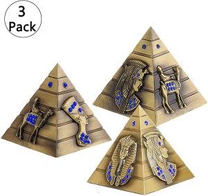 01-Pirámide Egipcia pack de 3