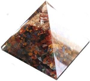 02-Pirámide Energía Orgonita - 02