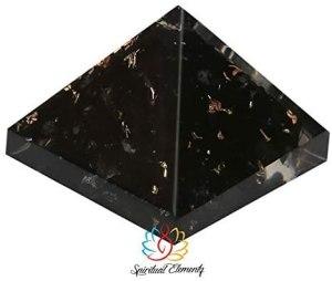 02-Pirámide Energía Turmalina Cobre