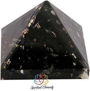 01-Pirámide Energía Turmalina Cobre