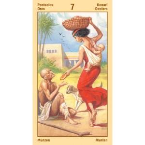 06-Ramses: Tarot of Eternity