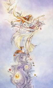 Shadowscapes Tarot  El Loco