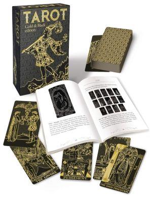 01-Tarot Gold&Black Edition