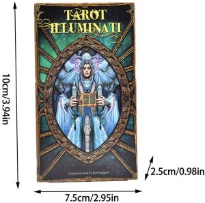 07-Tarot Illuminati Kit