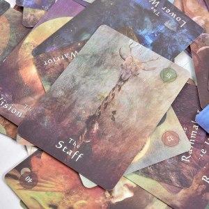 05-Tarot Místico de Las Cartas del Chamán