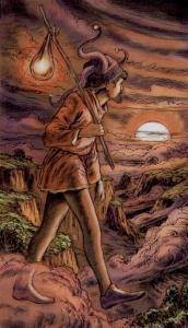 Tarot of Ascension  El Loco