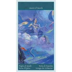 08-Tarot of Mermaids