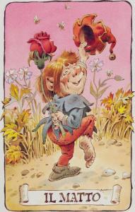 Tarot of the Gnomes  El Loco