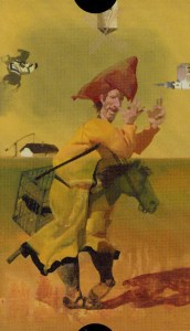 Tarot of the Imagination  El Loco