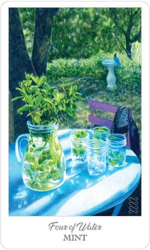 03-The Herbcrafter's Tarot