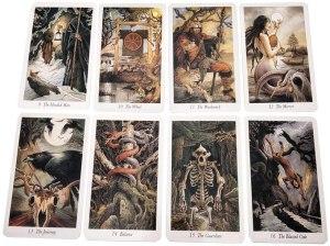 02-The Wild Wood Tarot