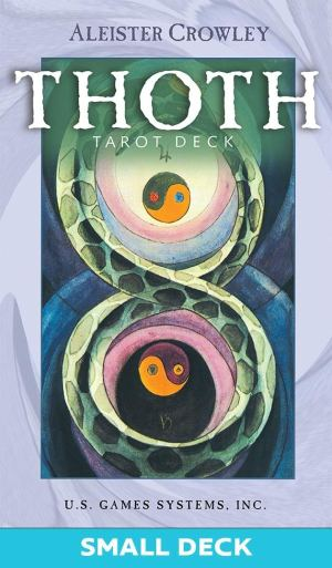 01-Thoth Tarot Aleister Crowley