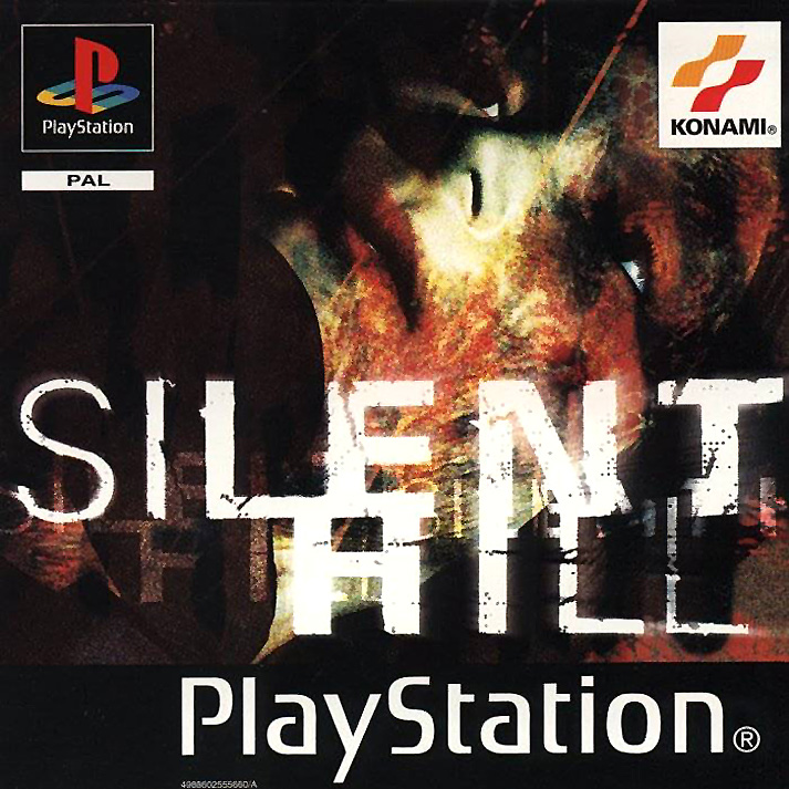 Image result for Silent hill playstation 1 cover