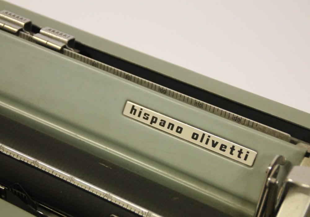 Detalle hispano olivetti