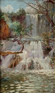 Monasterio de Piedra, cascada