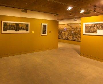 Sala 7 Museo Gustavo de Maeztu. Estella-Lizarra