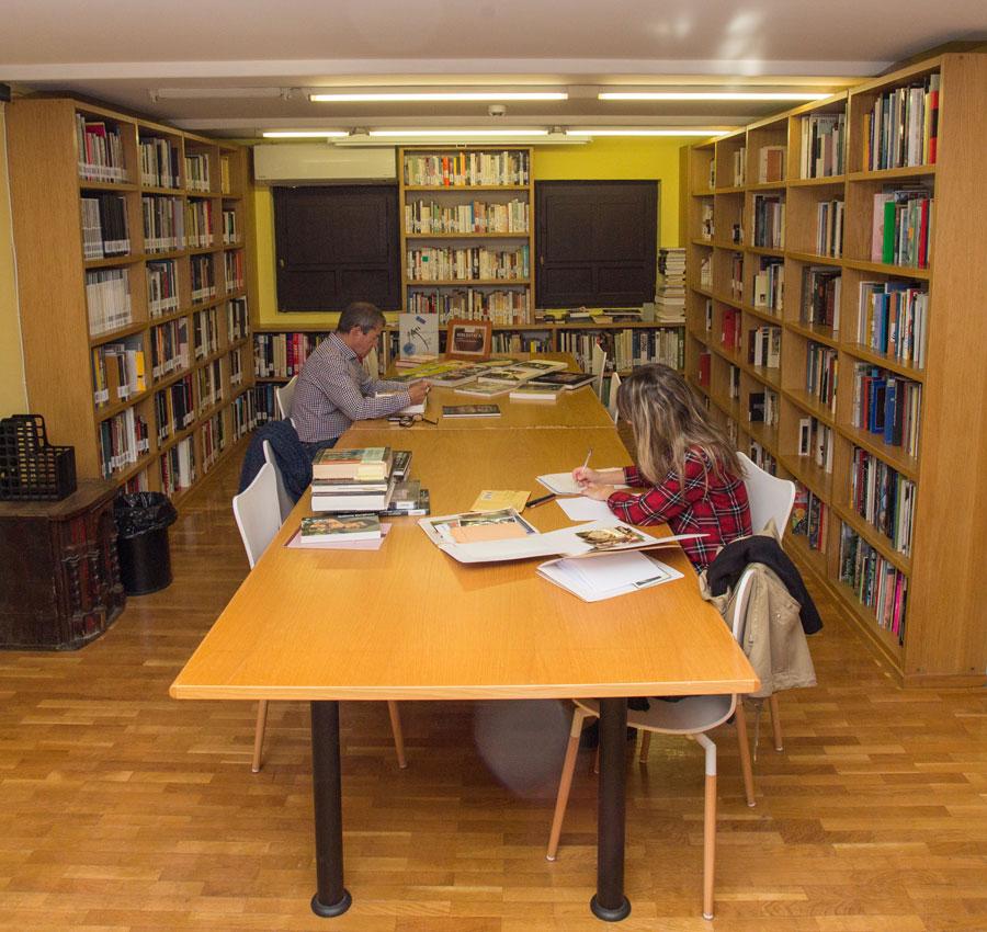 Archivo del Centro de Estudios. Museo Gustavo de Maeztu
