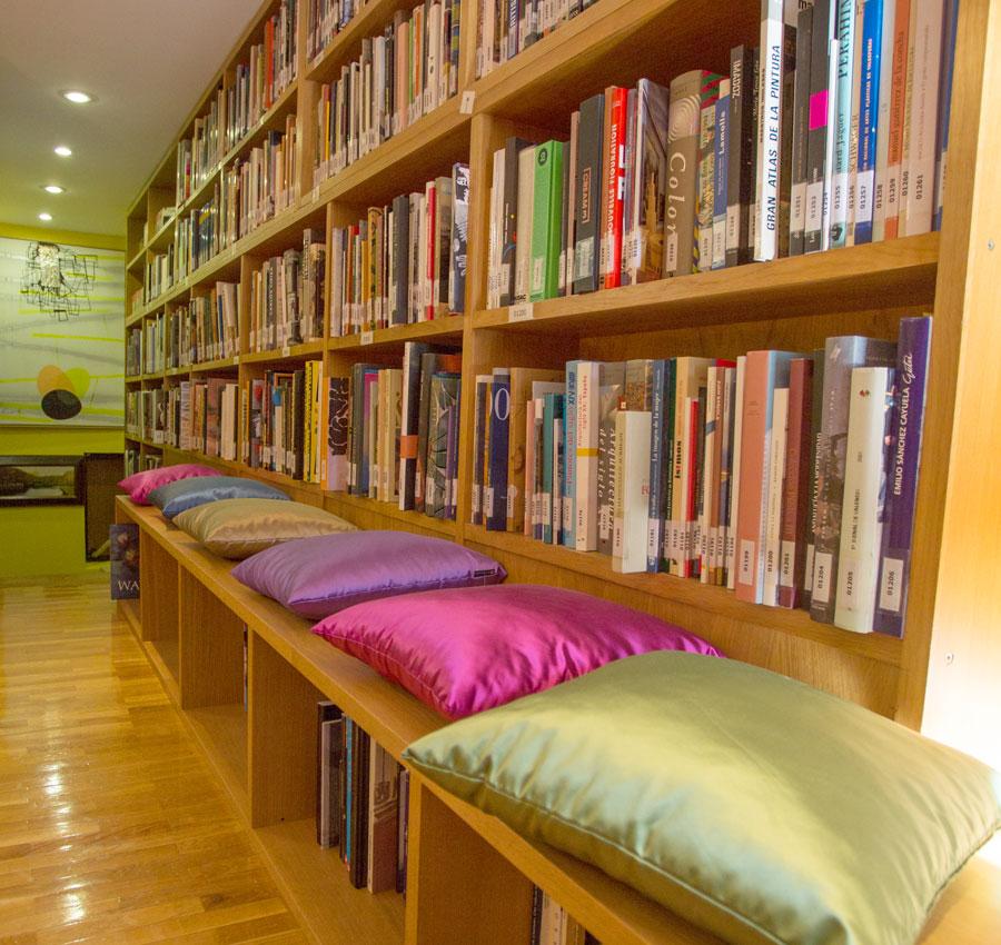 Biblioteca del Centro de Estudios. Museo Gustavo de Maeztu
