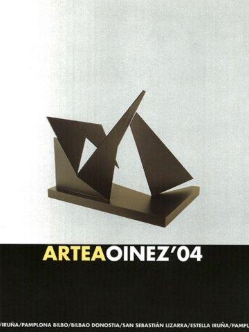 Artea Oinez 2004. Catalogos museo Gustavo de Maeztu