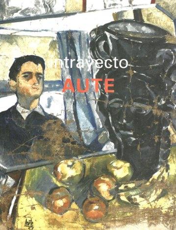 Luis Eduardo Aute. Intrayecto. Catálogos museo Gustavo de Maeztu