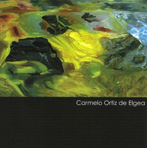 Carmelo Ortiz de Elgea. Catálogos museo Gustavo de Maeztu