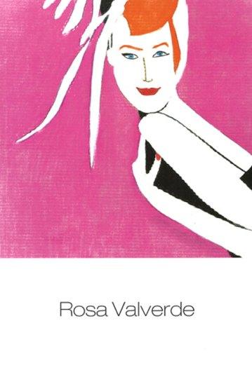 Rosa Valverde. Catálogos museo Gustavo de Maeztu