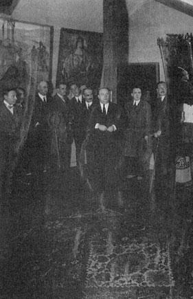 Exposiciones de Gustavo de Maeztu. Museo Gustavo de Maeztu