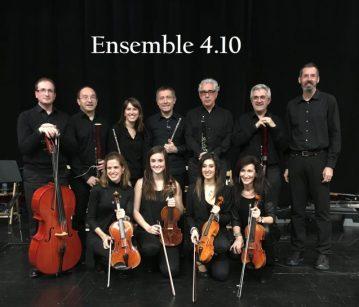 Concierto Ensemble 4.10 - Museo Gustavo de Maeztu