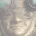 Orejera de oro : Cultura Mochica. 1 - 800 D.C. Epoca Auge