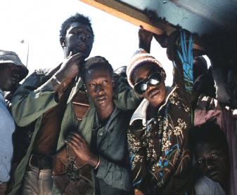 Djibril Diop Mambety. Touki Bouki. Película, 1973