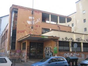 Ex casa rionale del Balilla di Borgo Vanchiglia ex palestra della scuola Leone Fontana