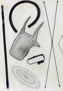 Giuliano Guatta – Selvatico – E Bianca – Una parola diversa per dire latte – Alfonsine – Museo della Battaglia del Senio – Innesti. O dei meccanismi evolutivi degli oggetti