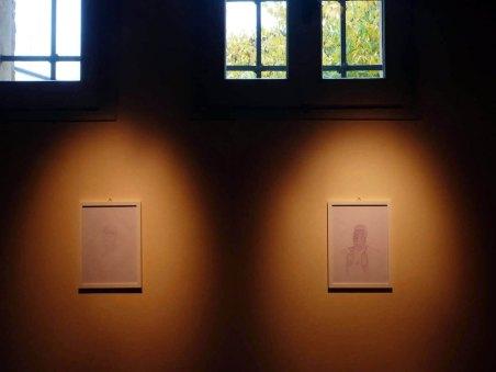 Filippo Tappi – Selvatico TRE – Il buco dentro agli occhi o il punto dietro la testa – Cotignola Museo Civico Luigi Varoli