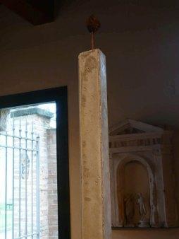 Selvatico TRE – Il buco dentro agli occhi o il punto dietro la testa – Cotignola Museo Civico Luigi Varoli