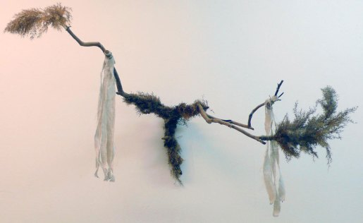 Giorgia Severi – Selvatico – E Bianca – Una parola diversa per dire latte – Alfonsine – Museo della Battaglia del Senio – Innesti. O dei meccanismi evolutivi degli oggetti