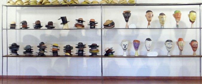 Francesco Bocchini – Selvatico TRE – Il buco dentro agli occhi o il punto dietro la testa – Bagnacavallo Museo Civico delle Cappuccine