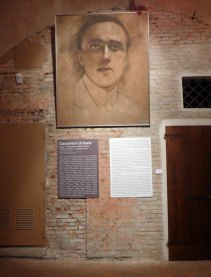 SELVATICO.TRE/Una testa che guarda – Cacciatori di teste – Pescherie della Rocca Lugo