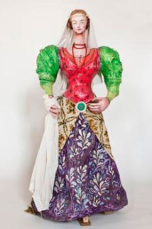 2009 Caterina Sforza, La diaspora degli abitanti dell'arti e mestieri