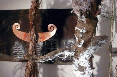 Silvia de Martin, Franco Stanghellini – Selvatico – E Bianca – Una parola diversa per dire latte – Cotignola – Museo Civico Luigi Varoli e Casa Magnani – Archeologie. Ossa e conchiglie, fossili e impronte
