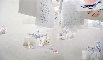 Sabrina Foschini – Selvatico – E Bianca – Una parola diversa per dire latte – Fusignano – Museo Civico San Rocco e Chiesa del Pio Suffragio – Geometrie e altre microscopiche meraviglie della natura e crescita