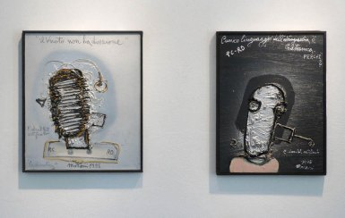 Mattia Moreni – Nicola Samorì / La disciplina della carne – Museo Civico Luigi Varoli Cotignola