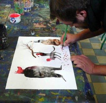 Laboratorio con Denis Riva