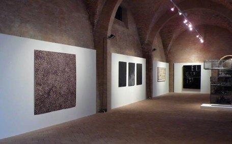 A nera. Lugo, Pescherie della Rocca