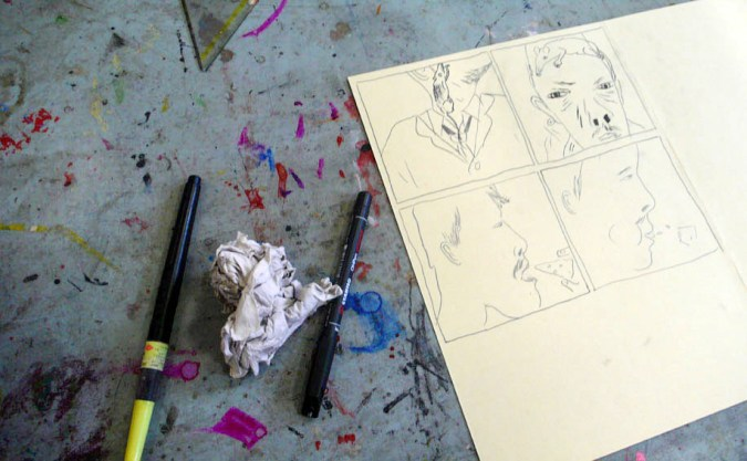 Laboratorio con Michelangelo Setola
