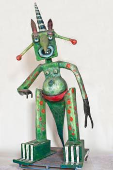 2009, Pinocchio su Marte, La diaspora degli abitanti dell'arti e mestieri