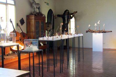 Cotignola, Museo civico Luigi Varoli | Casa - studio Luigi Varoli : ALICE PADOVANI5